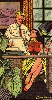 vince colletta, romance art